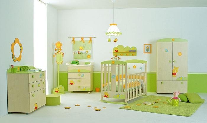 5 Hal yang Perlu Diperhatikan dalam Mendekorasi Kamar Bayi