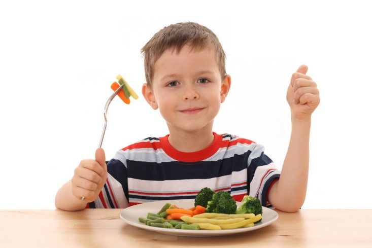 Cara Mengatur Porsi Makan Untuk Anak