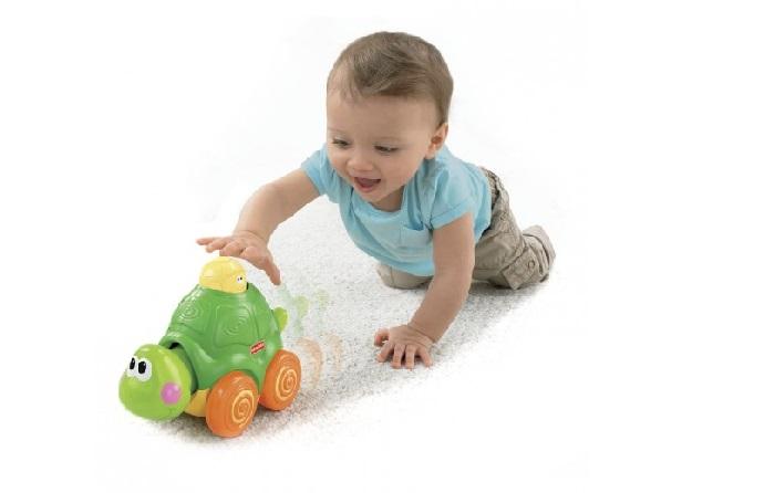 5 Mainan Terbaik untuk Anak Usia 9 Bulan