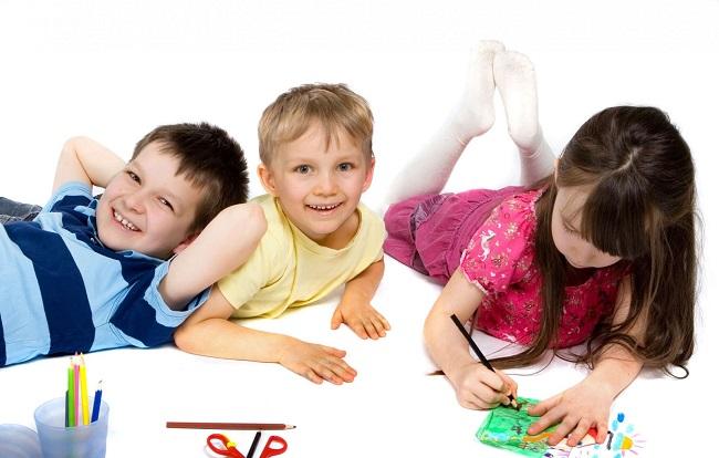 3 Permainan Kreatif dan Menyenangkan untuk Anak-anak
