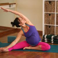 Manfaat Latihan Yoga Untuk Ibu Hamil