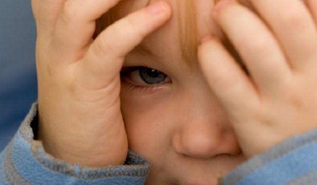 5 Ciri Anak Mengalami Stres