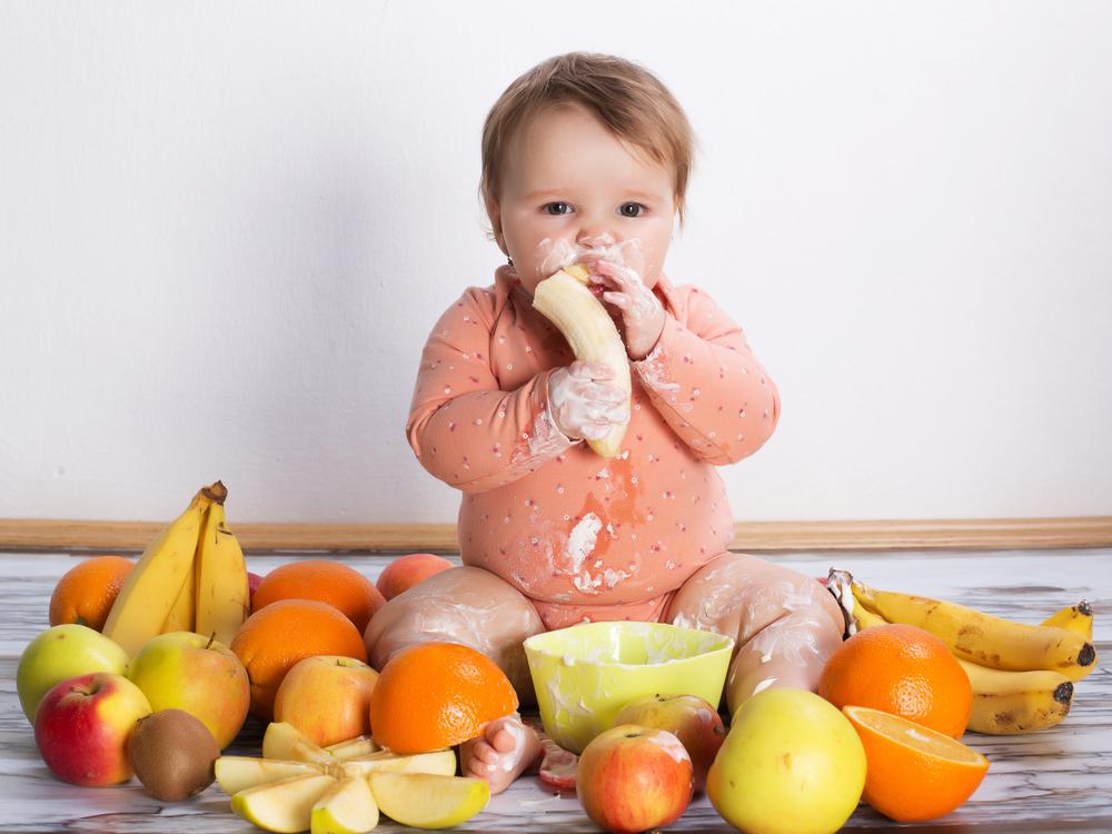 5 Pilihan Buah Bergizi Untuk Bayi Moms