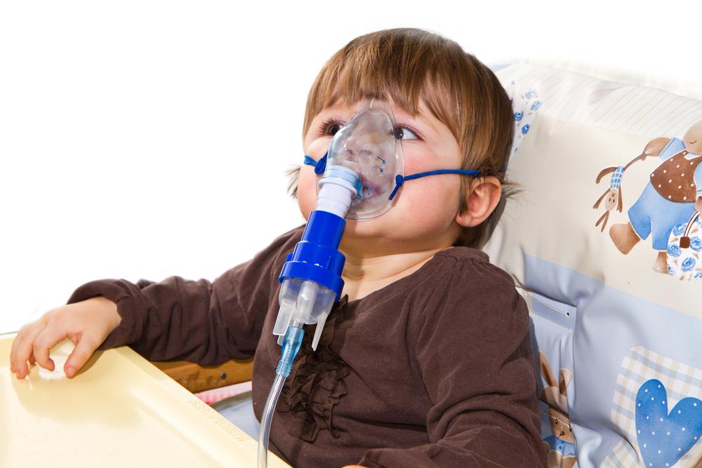 Pneumonia Pada Anak Bisa Terjadi Akibat Sang Ayah Perokok
