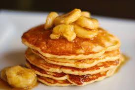 Pancake Pisang Havermut