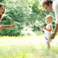 4 Tips Melatih Gerakan Si Kecil