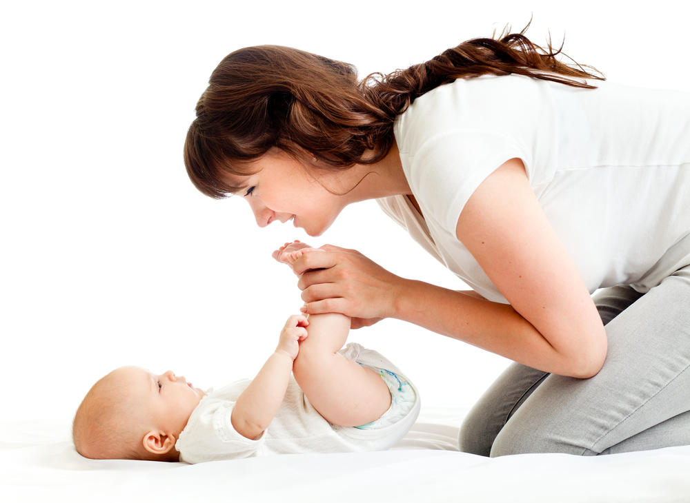 Yuk Ajak Main Bayi Anda yang Baru Lahir