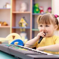 Anak Belajar Melalui Lagu