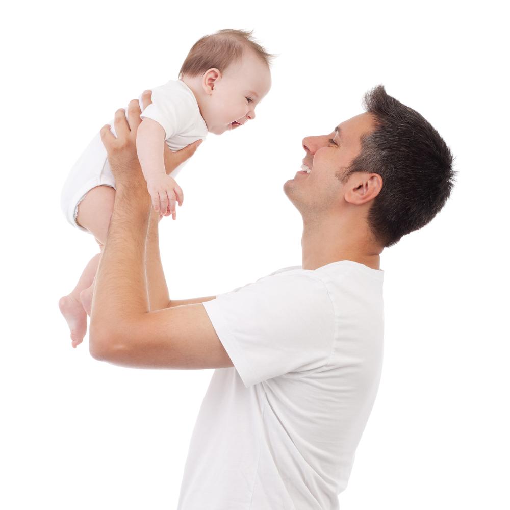 Aktivitas Ini Bisa Dekatkan Dads dan Bayi
