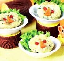Resep Omelet Tuna Sayuran