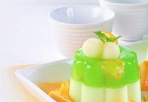 Resep Agar-Agar Melon Untuk Anak-Anak