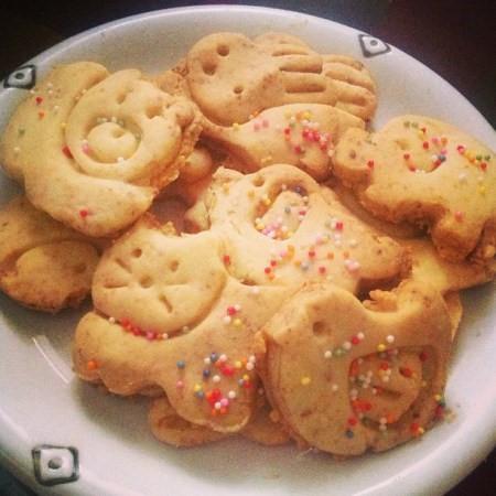 Cheese Cookies untuk Bayi Mulai Usia 9 Bulan