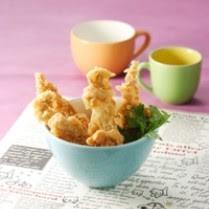 Resep Stik Ayam Keju untuk 1 Tahun Ke Atas
