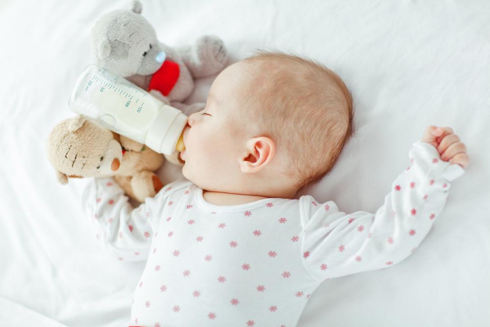 Persiapan Menyapih Bayi