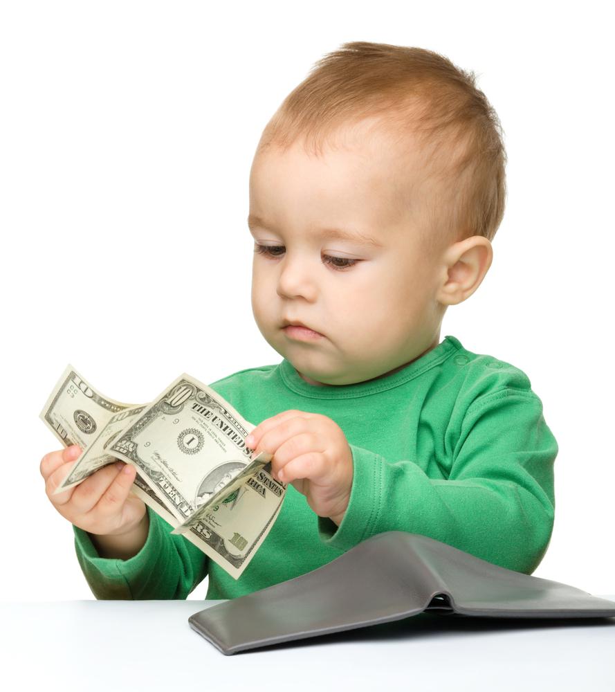 3 Tahap Anak Belajar Mengenal Uang