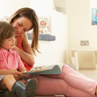 5 Cara Ajak Anak Cinta Membaca