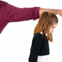 Jangan Lakukan Ini Ketika Sedang Menghukum Anak