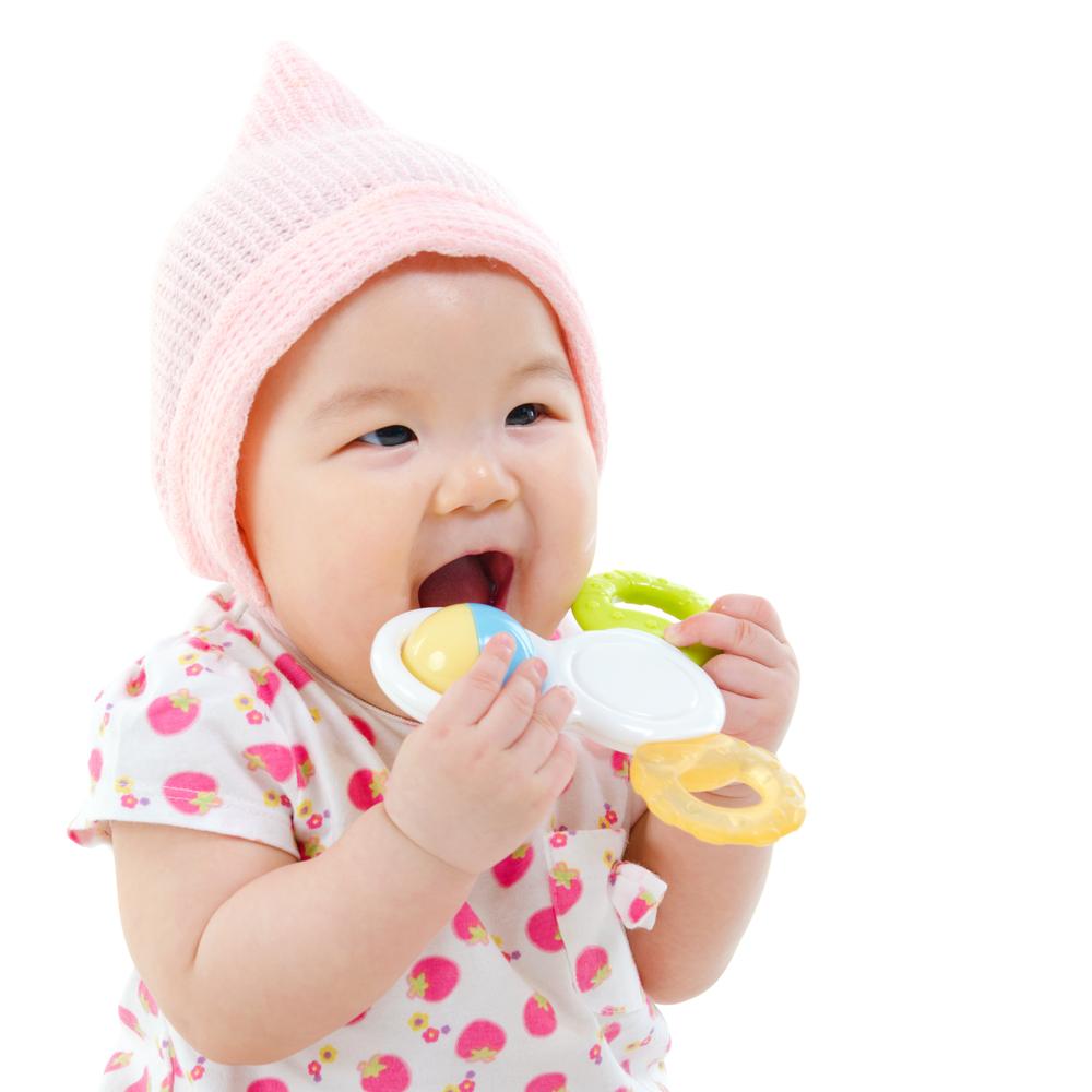 Tanda-Tanda Bayi akan Tumbuh Gigi