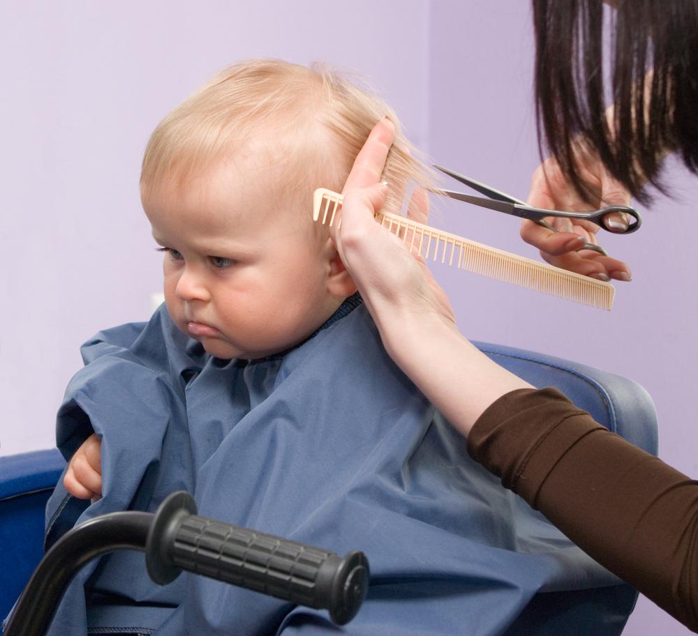 Tips Sukses Potong Rambut Anak