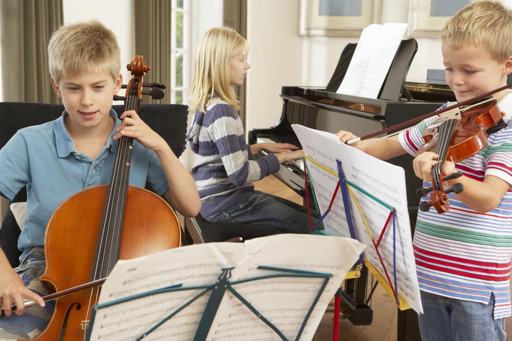 Musik Tingkatkan Prestasi Akademik Anak