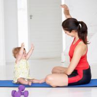 4 Tips Membuat Anak Lebih Aktif