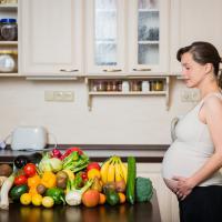 Makanan Ibu Hamil untuk Membuat Bayi Pintar