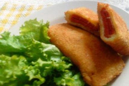 Roti Goreng, Bekal Praktis untuk Si Kecil