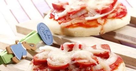 Pizza Tomat Mini