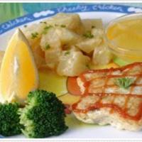 Resep Makanan Balita - Orange Star Steak