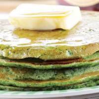 Resep Pancake Bayam