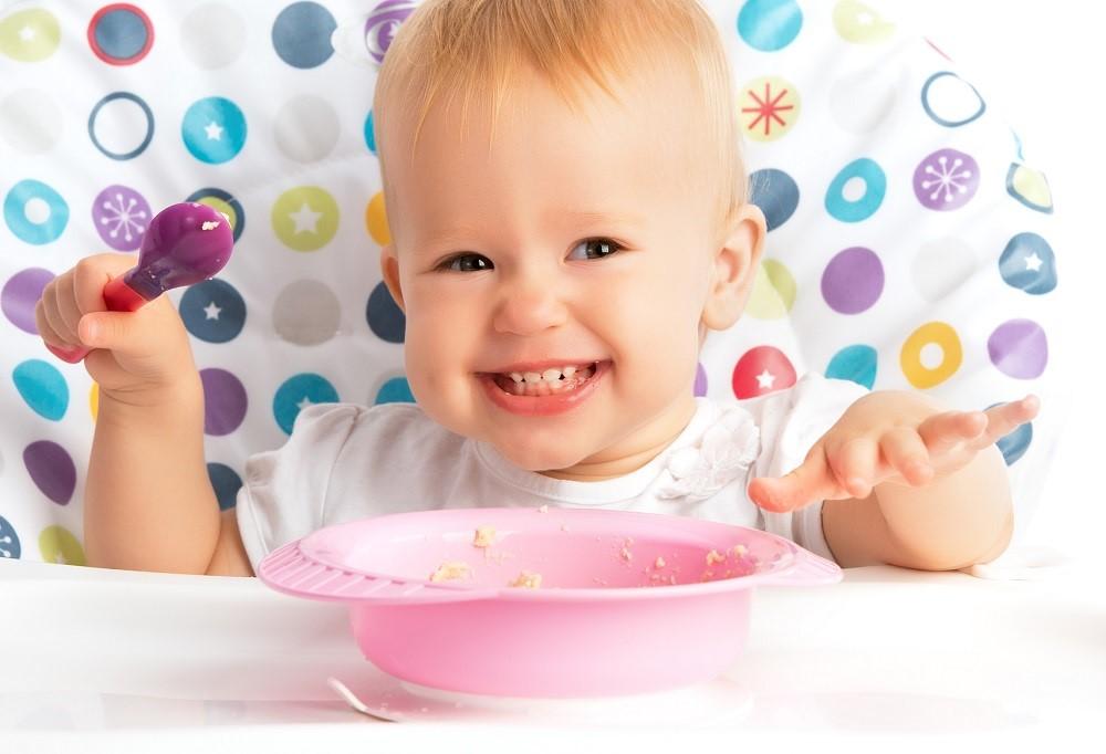 Ini Tips Memilih Makanan Pendamping Asi Pada Bayi