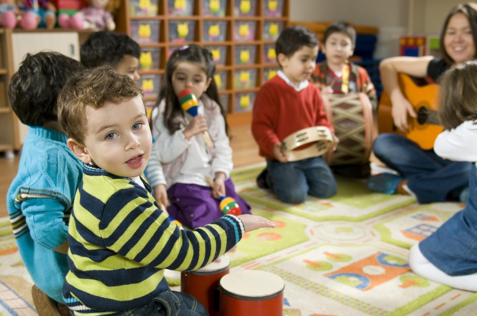 Dads, Ini Cara Mendorong Si Kecil Belajar Musik