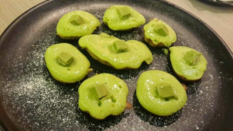 Resep Kue Cubit Green Tea yang Sehat