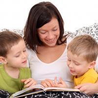 Manfaat Besar Membacakan Cerita Bagi Anak