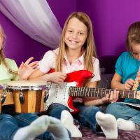 Anak Belajar Musik Lebih Mudah Hadapi Tes