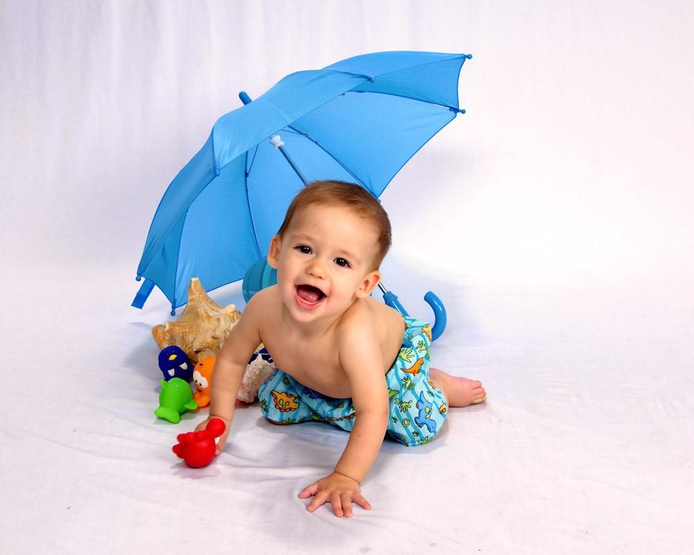 Menenangkan Bayi Bisa Jadi Olahraga untuk Moms, Lho!