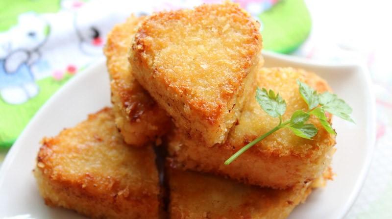 Nugget Ayam dan Tempe yang Sehat untuk Semua