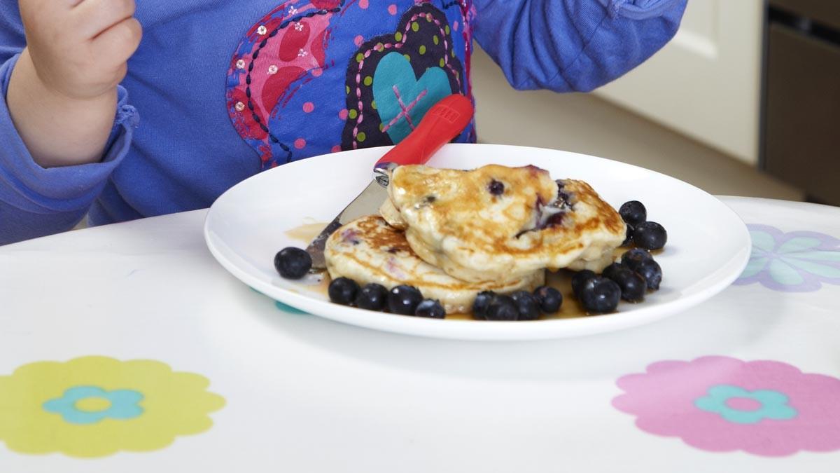 Resep Egg And Dairy Free Pancake
