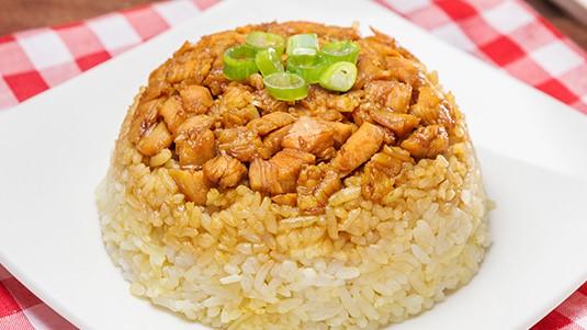 Resep Nasi Tim Ayam Spesial