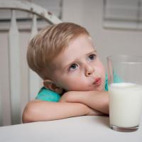 Begini Caranya Supaya Si Kecil Tidak Hanya Mau Minum Susu
