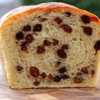 Bikin Roti Tawar Kismis Sendiri Yuk