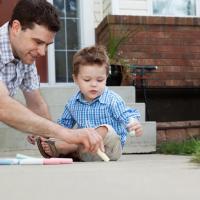 Hanya Dads yang Bisa Mengajarkan Hal-hal Ini!