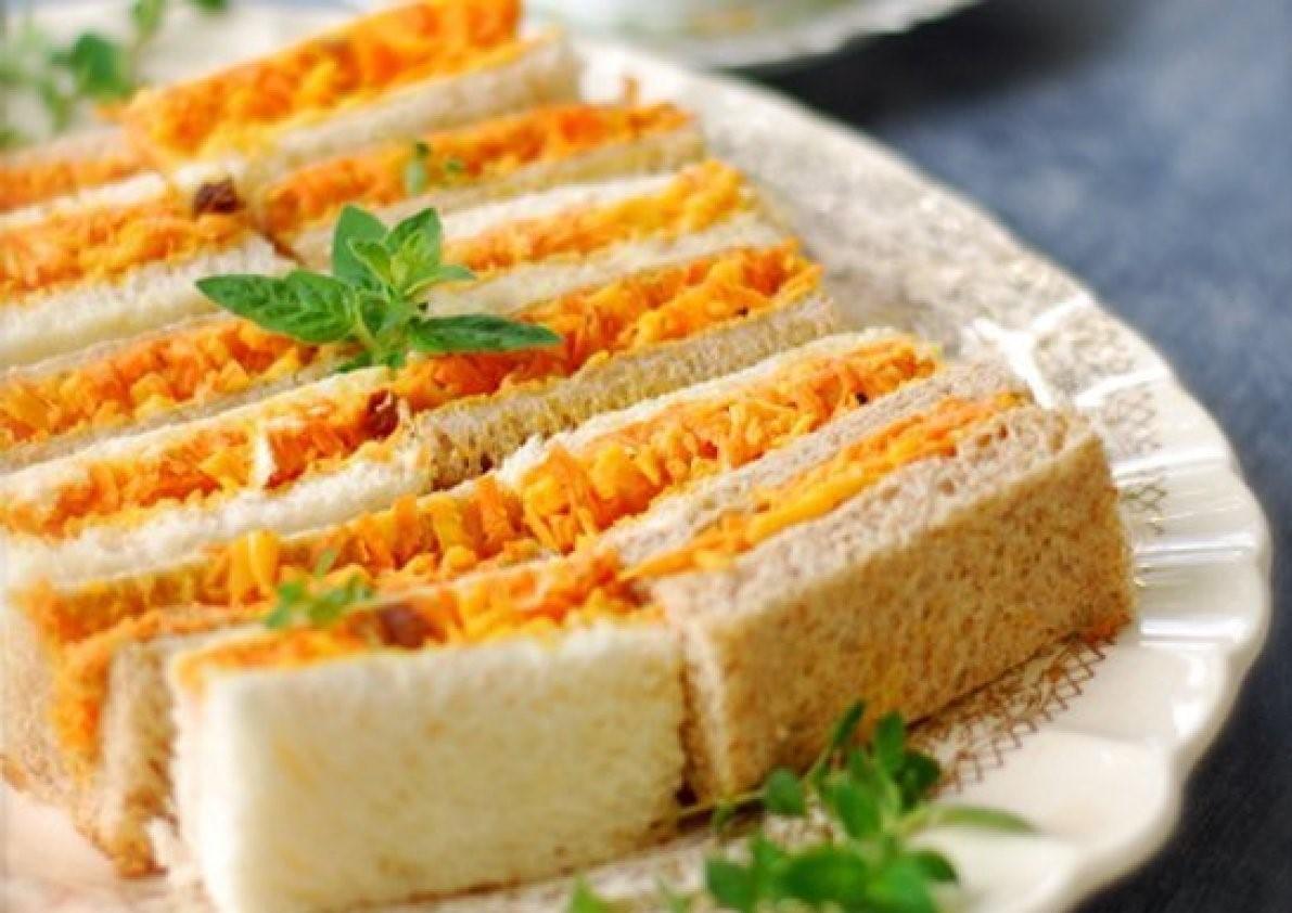 Ragam Finger Sandwich untuk Cemilan Sore Si Kecil