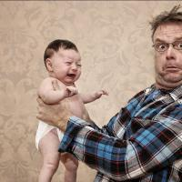 Tuntunan Menggendong Si Kecil untuk Dads