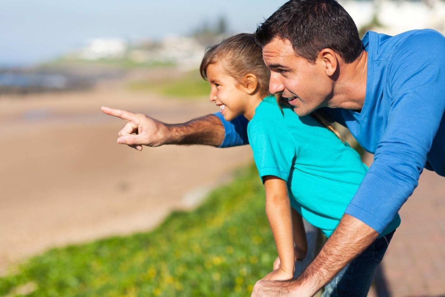 5 Peran Dads dalam Kehidupan Si Kecil