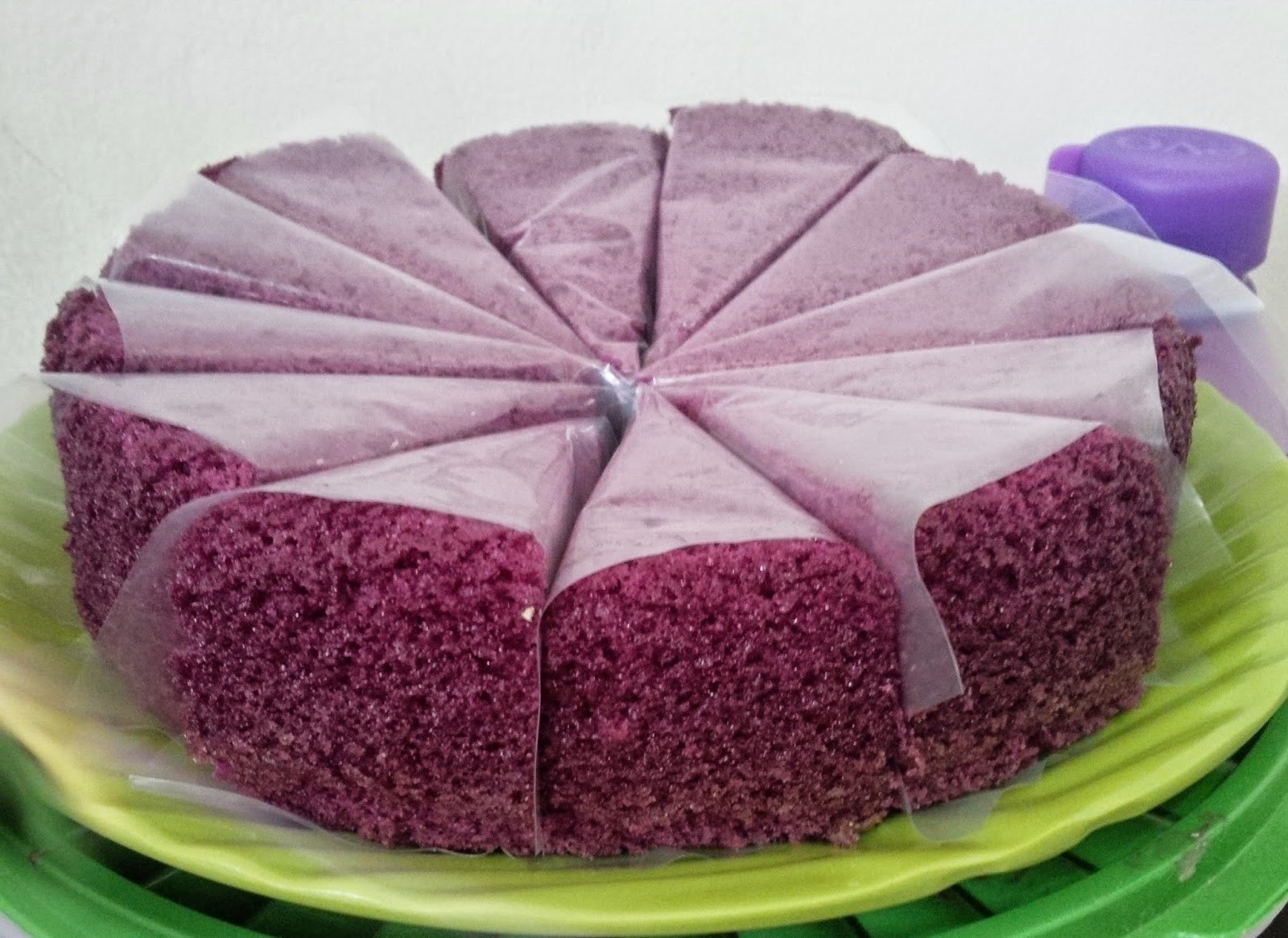 Cake Ubi Ungu, Bisa Jadi Variasi Kue Ulang Tahun Si Kecil Lho Moms