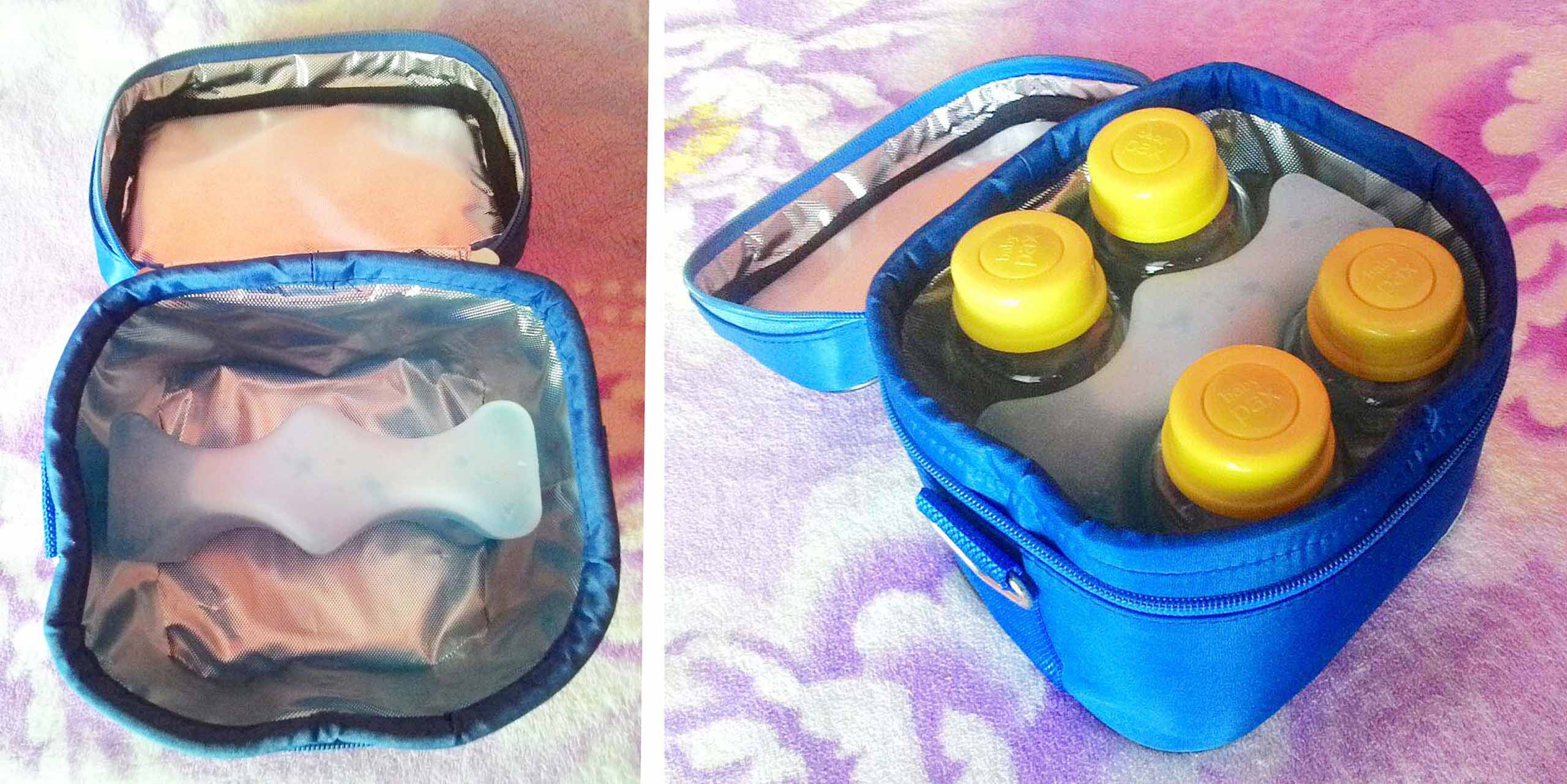 Cooler Bag ASI, Sahabat Terbaru untuk Moms dan Si Kecil yang Baru Lahir