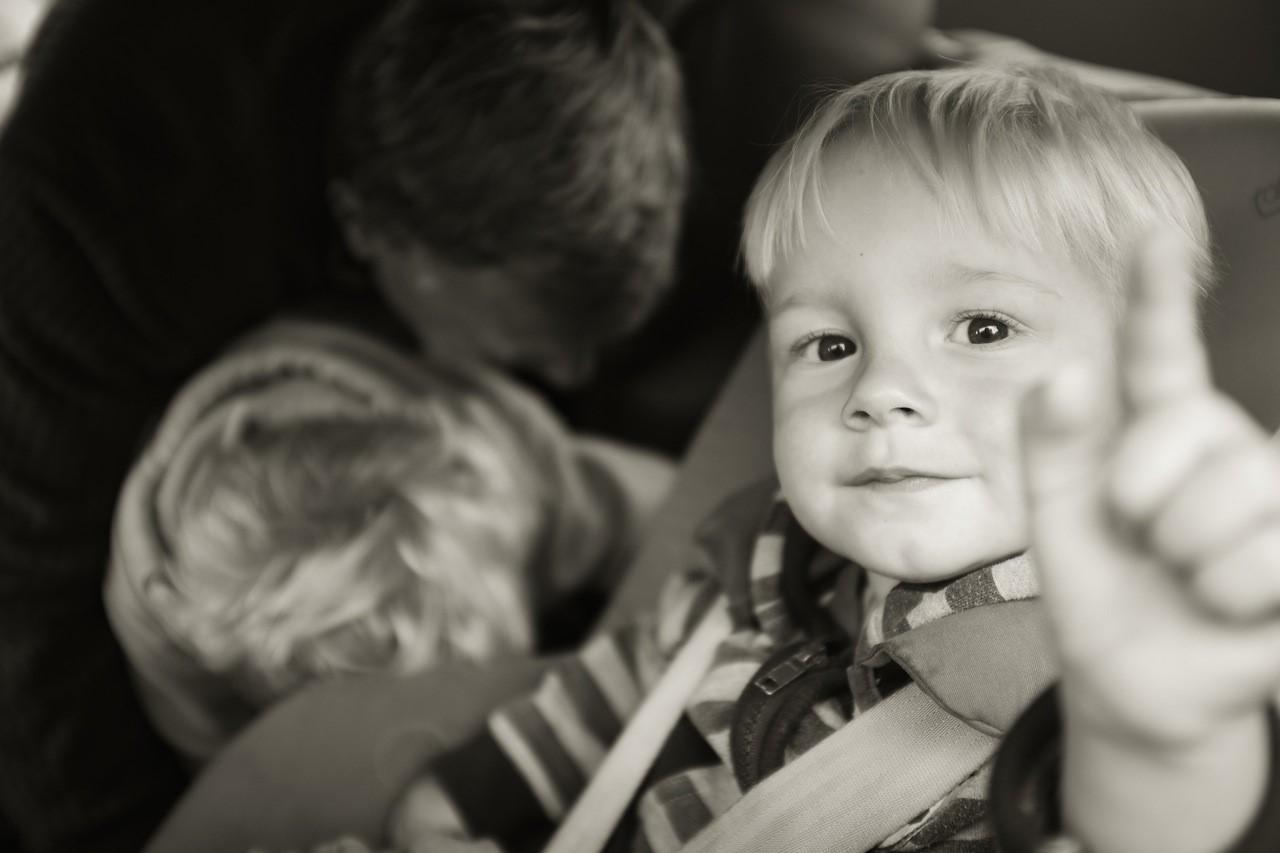 Dads, Inilah Cara Membaca Arti dari Ekspresi Si Kecil yang Masih Bayi