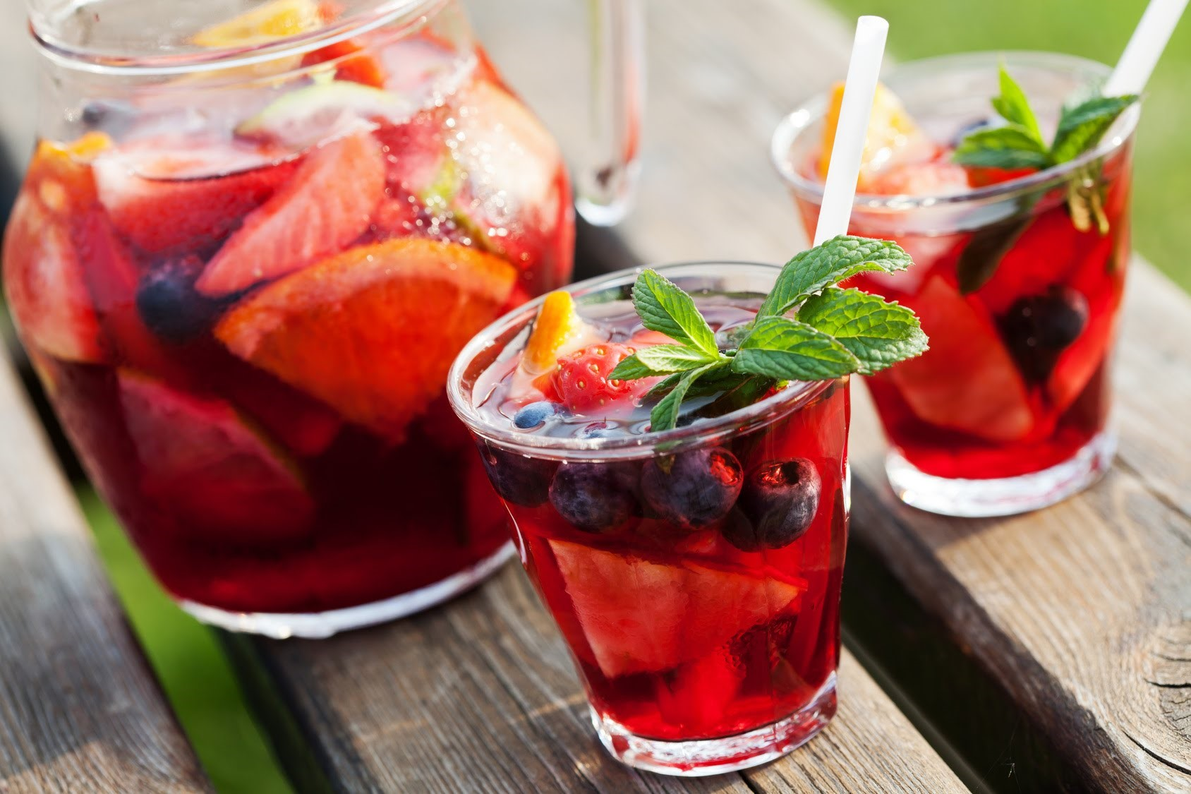 Fresh Punch, Minuman Segar yang Bisa Dibuat Sendiri Oleh Si Kecil