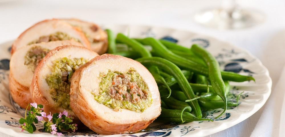 Rolade Sayur dan Salmon, Rolade Lezat Sekaligus Sehat